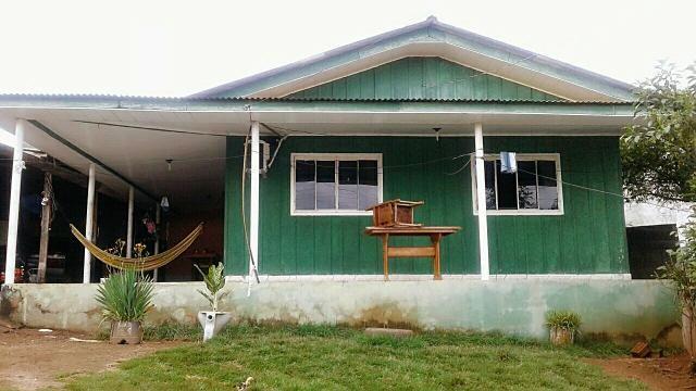 Vende-se uma casa ou troca em chácara
