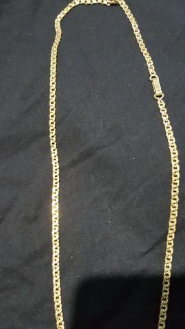 Cordão de ouro leia o anúncio
