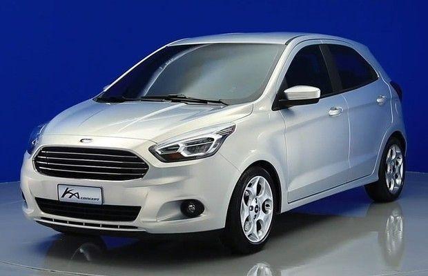 Ford Ka 1.0 carta de credito valor 37.000,00 contemplado