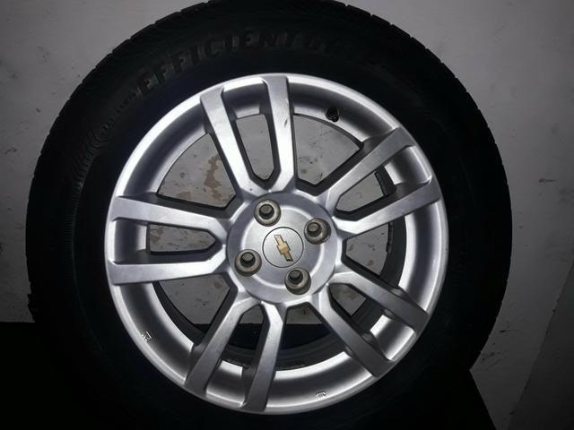 4 rodas gm zerada com pneus goodyear