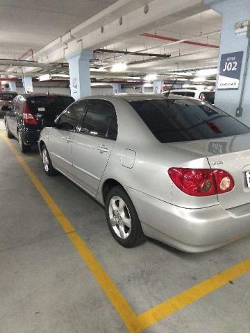 Toyota Corolla xei 1.8, automático,2005,