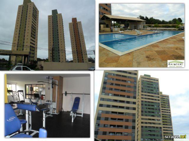Ótimo apartamento na Cidade Satélite