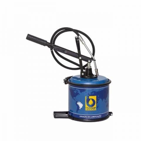Bomba Manual Para Graxa 5 Kg 8505 Bozza