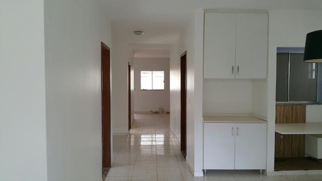 Casa 3quartos 2 suites laje lote 450m2 rua 06 Vicente Pires condomínio fechado - Foto 7