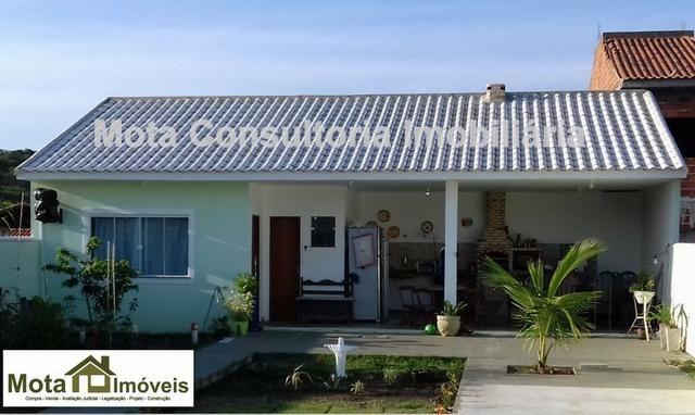 Mota Imóveis - Tem Araruama Casa 1 Suíte com Área de Churrasqueira em Condomínio-CA-303 - Foto 2