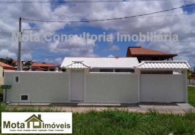 Mota Imóveis - Tem Araruama Casa 1 Suíte com Área de Churrasqueira em Condomínio-CA-303 - Foto 4