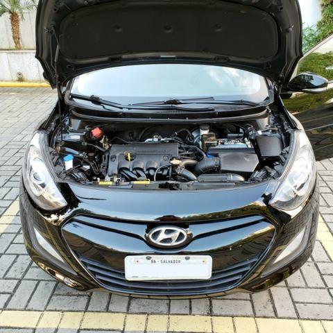 Hyundai I30 Preto Automático Completão Zerado 57000km Rodas - Foto 6