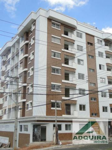 Apartamento  com 1 quarto no Edificio Vernon - Bairro Centro em Ponta Grossa