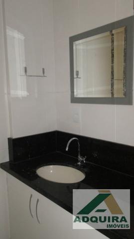 Apartamento  com 1 quarto no Edificio Vernon - Bairro Centro em Ponta Grossa - Foto 8