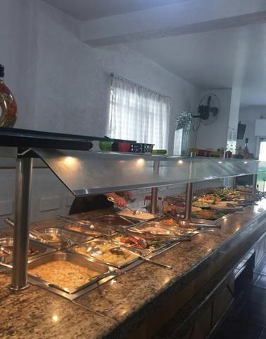 Torro balcão quente e frio p/ restaurante - Foto 6