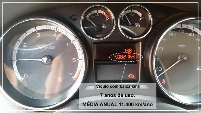Peugeot 408 Allure 2012 2.0 + GNV e baixo Km. Leia o anúncio! - Foto 10
