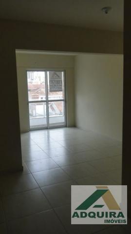 Apartamento  com 1 quarto no Edificio Vernon - Bairro Centro em Ponta Grossa - Foto 6