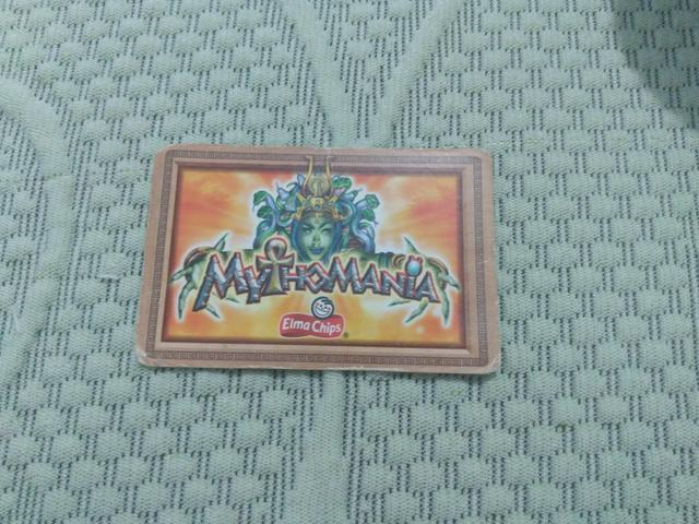 Coleção completa de 30 cartas Mithomania da Elma chips 2008 - Foto 2