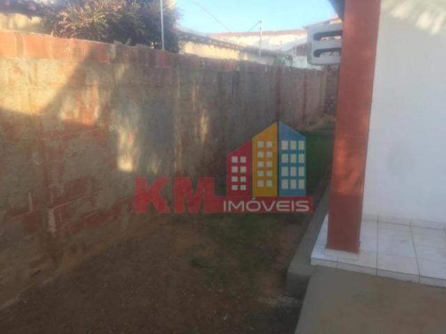 Vende-se ou aluga-se casa no Santa Delmira próx à delegacia - KM IMÓVEIS - Foto 8