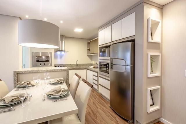 Apartamento finamente mobiliado em Piçarras - SC - Foto 7