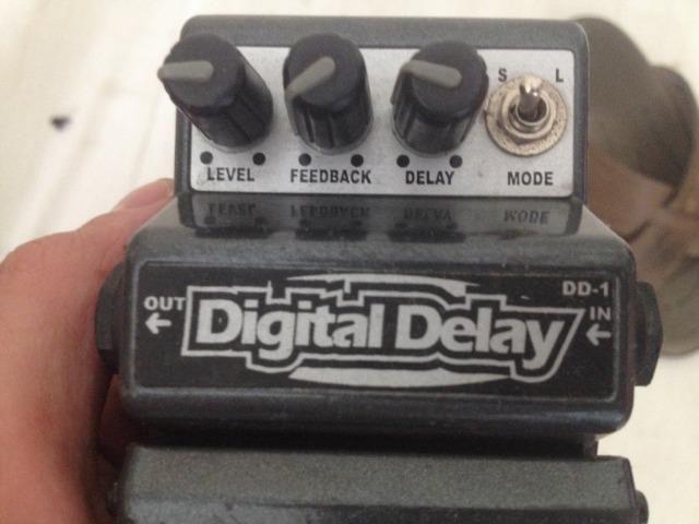 Pedal Onner Digital Delay - Foto 2