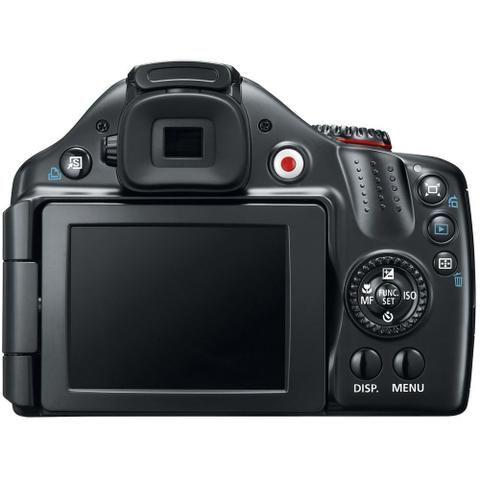 Camera Canon SX40 HS 12.1MP Semi-profissional - Foto 3