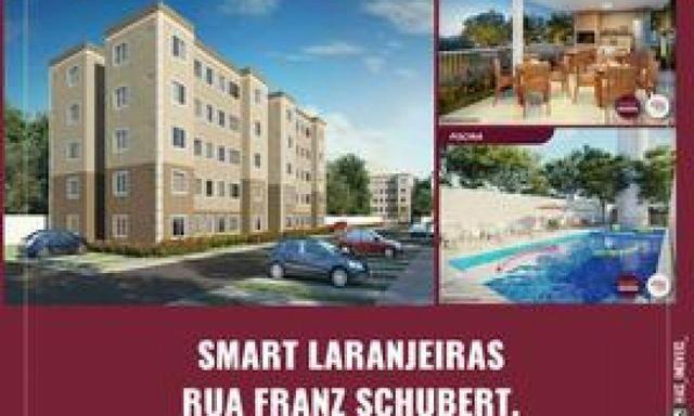 Smart Laranjeiras Apto 2 Qts 42 m2 em Flores !