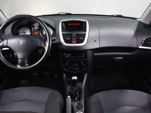 207 Sedan Passion XR 1.4 Flex 8V 4p - Foto 5