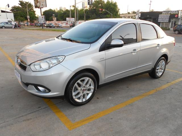 Fiat grand siena essence 1.6 flex 2012/2013 automatico completo novissimo