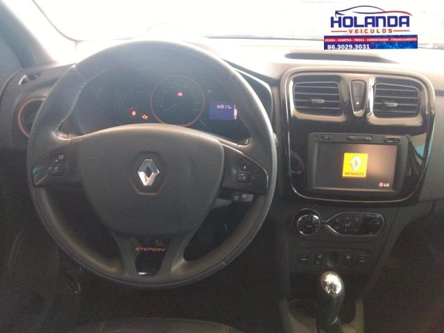 RENAULT SANDERO 2015/2016 1.6 STEPWAY 8V FLEX 4P MANUAL - Foto 10
