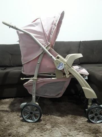 Carrinho bebê menina - Foto 4