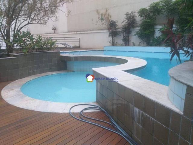 Apartamento com 4 dormitórios à venda, 261 m² por R$ 850.000,00 - Setor Oeste - Goiânia/GO - Foto 15