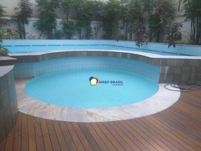 Apartamento com 4 dormitórios à venda, 261 m² por R$ 850.000,00 - Setor Oeste - Goiânia/GO - Foto 10