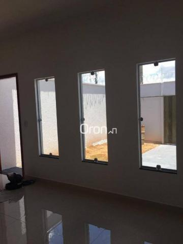 Casa à venda, 78 m² por R$ 170.000,00 - Residencial Santa Fé I - Goiânia/GO - Foto 3