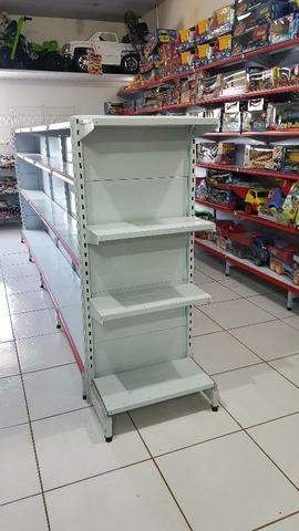 Gôndolas de aço Amapá  - Foto 2