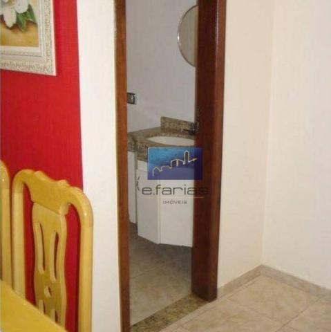 Sobrado com 4 dormitórios à venda, 138 m² por R$ 480.000,00 - Jardim Santa Maria - São Pau - Foto 6