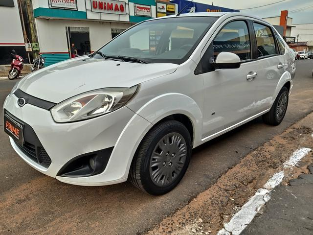 Ford fiesta 1.6 completo 2014 impecável - Foto 5