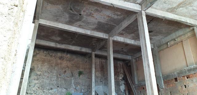 Vendo Casa e estrutura com Lage para construir - Foto 2