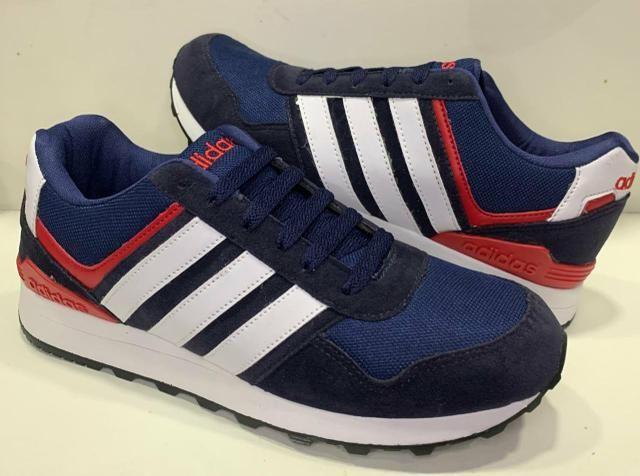 Tênis Adidas Neo (3 cores disponíveis) - 38 ao 43 - Foto 2