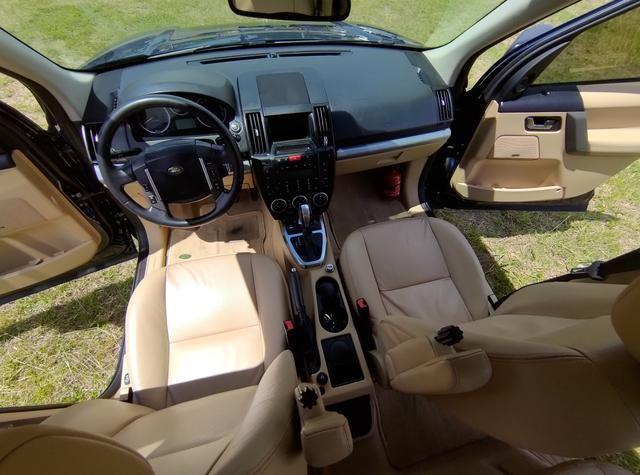 Land Rover Freelander2 SE 4x4 Suv ótimo estado! Pneus novos! Lacrada sem detalhes! - Foto 10