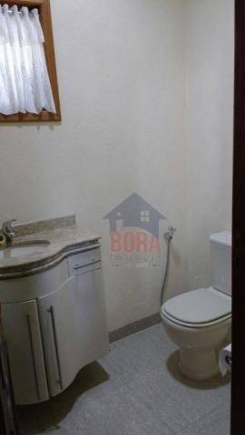 Casa residencial à venda, Condomínio Alpes da Cantareira, Mairiporã. - Foto 10