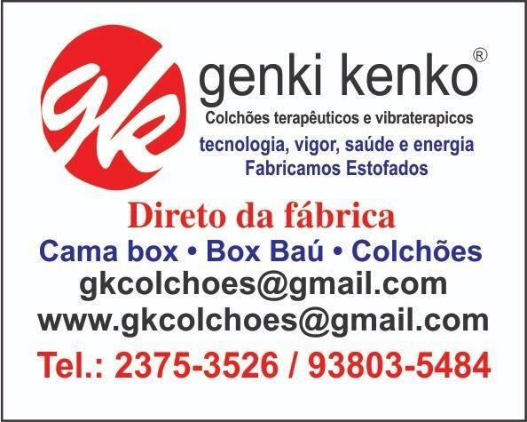 Cama box baú conjugado (Colchão não sai) - Foto 2