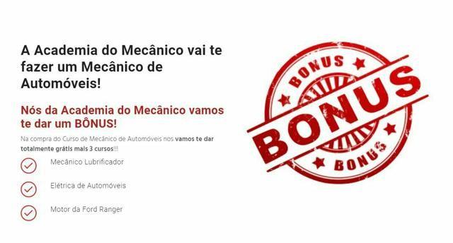 cdec5dd0b40 Curso Online Mecanica de carros e Motos - Serviços - Anápolis
