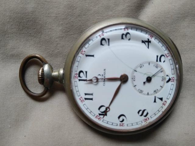 15e800656c0 Relógio Omega Ferradura - Antiguidades - Parque Res A B Filho ...