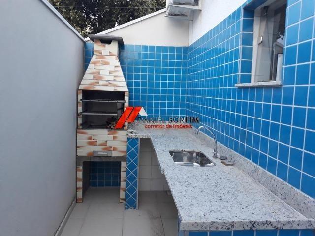 Apartamento no 1 andar c/ área gourmet no bairro N.S das graças