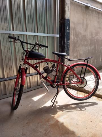 Bike Motorizada 80cc 2T