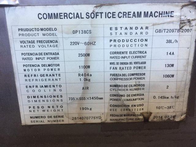 Máquina de Sorvete Expresso - Foto 6