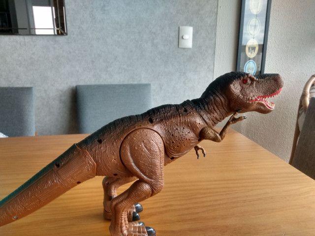TRÊS Dinossauros !!! - Foto 3