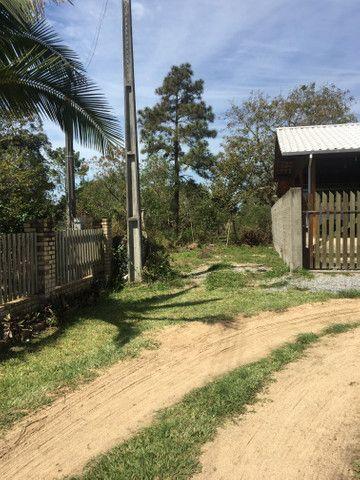 Vendo ou troco terreno Ibiraquera em Imbituba-SC por imóvel na praia do sonho-Palhoça - Foto 10