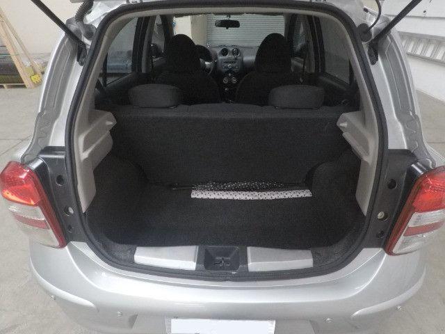 Nissan March - 2013 - 1.6 SV 16V Flex 4P Manual - Foto 7