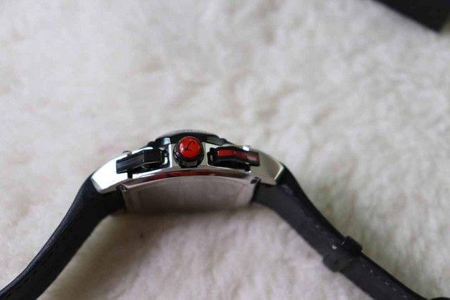 Relogio GS - Analogico - Modelo Vermelho - Foto 6