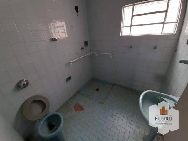 Casa com 3 dormitórios para alugar, 213 m² - Vila Aeroporto Bauru - Bauru/SP - Foto 10