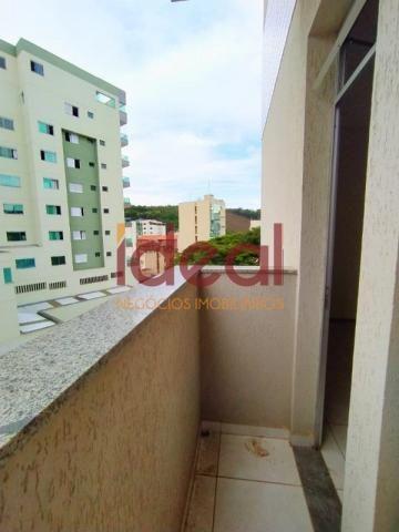 Apartamento para aluguel, 1 quarto, 1 vaga, Centro - Viçosa/MG - Foto 9