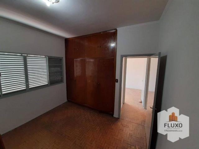 Casa com 3 dormitórios para alugar, 213 m² - Vila Aeroporto Bauru - Bauru/SP - Foto 19