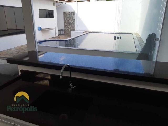 Casa com 4 dormitórios à venda na 906 sul, 260 m² por R$ 490.000 - Plano Diretor Sul - Pal - Foto 2